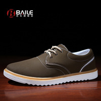 The tide single shoes low-top male skateboarding shoes male sports casual male shoes scrub male