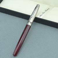 FREE SHIPPING  High quali red art designer pen 233 school Fountain Pens drawing Pens