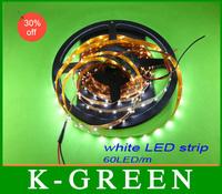 500m single color 3528 led strip light 300LED/Roll non-waterproof DC12V