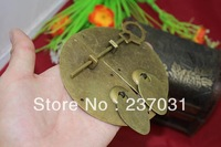 10 cm in diameter of the ancients panel button box box/cupboard door shake handshandle outside/button for unpacking/decoration