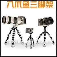 free shippin gflexible camera tripod mini tripod octopus tripod---small size