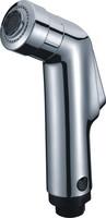 Chrome ABS Plast Shattaf Portable Bidet Hand Held Shower Head Bidet Toilet Spray