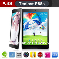 Teclast P88s 7.9 inch quad core tablet pc mini pad Teclast P88s Allwinner A31s Android 4.2 Dual Camera WIFI HDMI dual camera