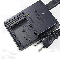 10pcs BC-VM10 BCVM10 Camera Battery Charger For Sony NP-FM50 FM55H FM500H FM30 FM70 FM90 QM71D QM91D DSLR A100 A200 A300 A350