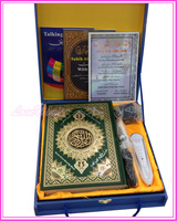 New Muslim gift Al Koran al Karim Koran Player Holy Koran read pen Quran Reader MP3 M10 Free shipping by DHL 10pcs/lot