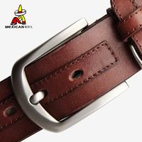 New arrival 2013 tidal current male cowhide belt fashion vintage pin buckle strap casual pants belt