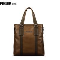 Feger male handbag shoulder bag fashion bag casual bag