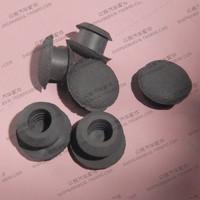 Free shipping Rubber lid screw lid cord lock decoration screw cap cord lock clip  10 pieces/lot