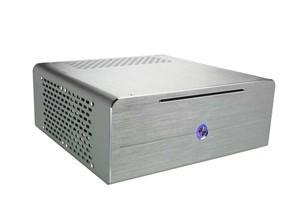 American e-i7 aluminum computer case htpc computer case american i7 small mini-itx computer case optical drive