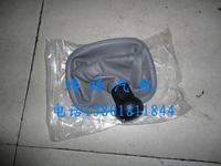 Free shipping Passat b5 shift boots gear lever dust cover shift lever dust cover belt grey