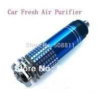 wholesale Car Fresh Air Purifier Oxygen Bar Ionizer Vehicle Fresh Air purifier Free drop shipping