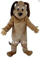 TAN DOG  Mascot Costume Adult Character Costume Cosplay mascot costume free shipping
