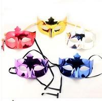 FREE SHIPPING Halloween masquerade masks princess female male mask   wholesale also