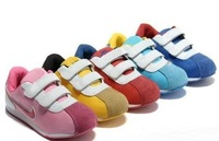 Drop shipping Breathable Air Shoes Kids Sport Shoes Baby Boys Girls Sneakers Children sport Shoes 5colors size:20-36
