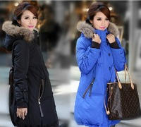 2014Winter Down Coat Women's Down Jacket parka thickening down coat Coats & Jackets plus  size   8 size  12  colors 328