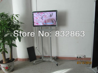 32 inch hanging rectangular models touch kiosk, advertising machine