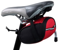 Free Shipping New Arrived Bicycle Last Package Saddle Bag Colorful Mountain Bike Cushion bike accessories