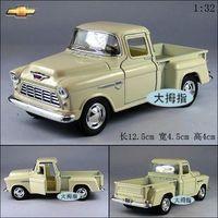 Soft world kinsmart1 : 32 CHEVROLET Picard's pickup alloy car model