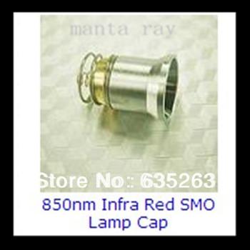 infra rojo 850nm smo casquillo de la lámpara