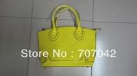 Free shipping ! Cool Rivet Large Capacity Leather Satchel Handbag Bag Satchel bag Z1034