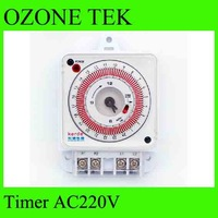 LF-220TS, timing switch Multifunctional mechanical timer Circulation type industrial timing device for Ozone generator parts