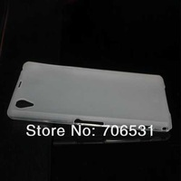 For Sony Xperia Z1 i1 L39h C6902 Matting TPU Gel Case, Pudding Style