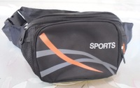 2012 outdoor casual sports waist pack bag fashion bag chest waterproof bag male