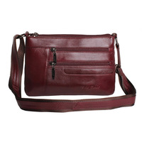 2013 fashion cowhide women leather handbags genuine leather casual  shoulder messenger totes bag for women,retail
