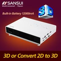 Original Hot sale Hot 3D projector, led projector HD, 1080P mini home projector mini projector