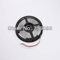 3528 600 5M LED Strip SMD Flexible light 120led/m outdoor used waterproof White color Cold White string, free shipping!
