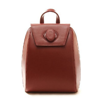 New England Vintage European and American Korean fashion wild shoulder bag leather handbag fashion leather shoulder bag