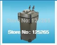 RESUN Brand Aquarium Marine or Freshwater Tank External Filtering Canister With UV Lamp EF-2800U 60W 2800L/Hr