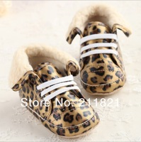 SanFu--2013 NWT hot baby boy and gilr first walker shoes BOOTS COTTO winter sneaker shoes yellow leather home shoes GU048