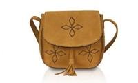 Hot Sale 2014 Autumn Retro Vintage Embroidery Women Messenger bags Faux Suede Shoulder Bag ethnic bags Cross body bag items