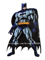 Free shipping , giant size batman Wall decal,  cartoon stickers