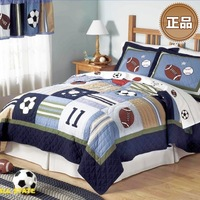 Quilting by air conditioning child by bed cover summer is cool sports 100% cotton