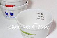 Wholesale Zakka Cartoon Animal Ceramic Bowl Pig Crocodile Duck Graduated Salad Bowls Enjoy Life
