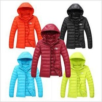 Hot ! 2013 winter new women  brand down jacket, female 90% duck down coat, waterproof outdoor fashion clothing