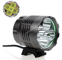 5xCREE XM-L T6 5200LM LED Bike Light Lamp(Only Lamp cap)