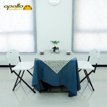 Apollo retractable folding dining table casual reception desk outdoor folding picnic table camping table