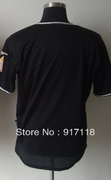 Free Shipping Florida Blank Men's Baseball Jersey,Embroidery and Sewing Logos,size M--3XL,Accpet Mix Order