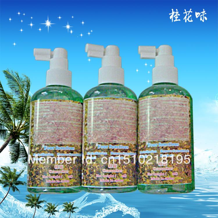 Fresh agent taste of formaldehyde liquid spray disinfectant liquid jet bottle(China (Mainland))