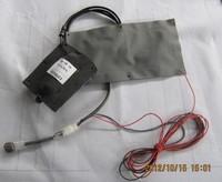 Built-in car seat pneumatic lumbar support comfortable