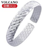 s999 thousands of fine silver bracelet, sterling silver braceletSSB0039