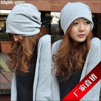100% cotton hiphop cap lovers pocket hat adult male women's piles of hat