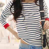 356 Basic Shirt Female Long-Sleeve T-Shirt 2013 Women'S Spring Women'S Basic Shirt The Trend Of Female