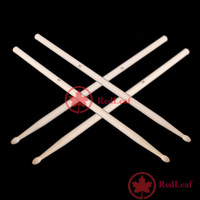[Hot] A Pair Music Band Maple Wood Drum Sticks Drumsticks 5A wholesale