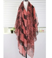 Free shipping, 180*90 cms, cotton blends scarf, fashion shawl,cheap scarves, mixed style order is OK! New arrival!