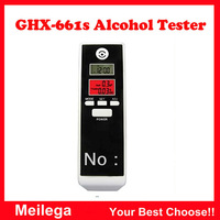 Freeshipping Dropshipping Prefessional Police Digital Breath Alcohol Tester Breathalyzer