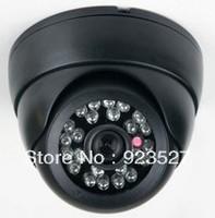 1/3 Color Sony CCD 600TVL  Super Mini Plastic Dome Camera